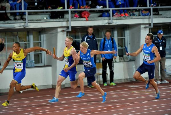 Finnkampen 2014, Helsingfors